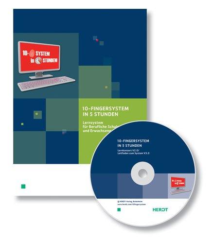 9783941132856: 10-Fingersystem in 5 Stunden / inkl. CD-ROM