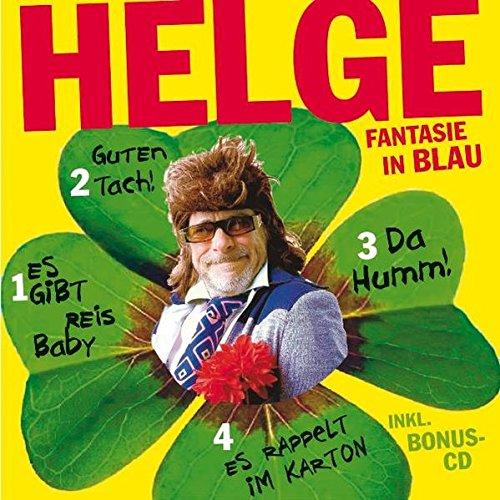 9783941168411: Fantasie in Blau: 4 Alben plus Bonus-CD