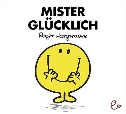 9783941172135: Mr Men Und Little Miss: Mister Glucklich
