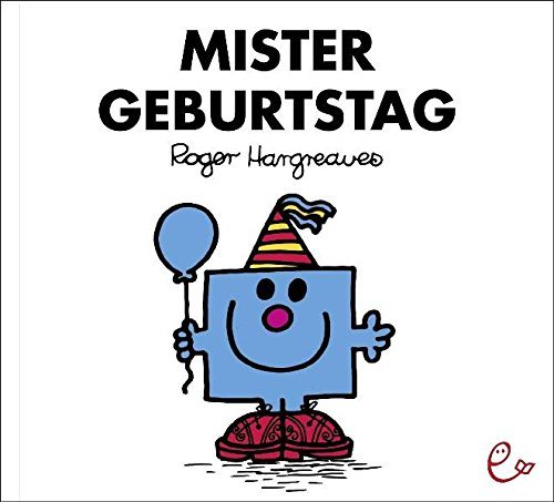 9783941172319: Mister Geburtstag