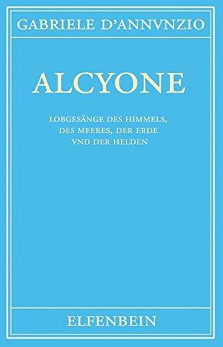 Alcyone: Gabriele D'Annunzio