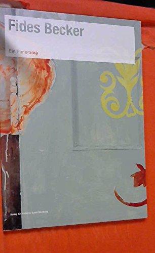 9783941185708: Fides Becker. Panorama für den Kunstraum Dornbirn