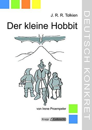 J.R.R. - Der kleine Hobbit: Lehrerheft (Paperback): John Ronald Reuel