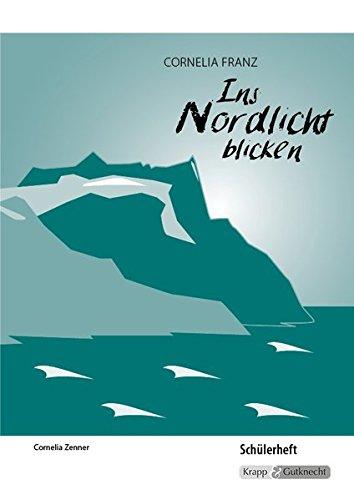 9783941206793: Ins Nordlicht blicken - Cornelia Franz: Schülerheft, Arbeitsheft, Lernmittel, Interpretationshilfe