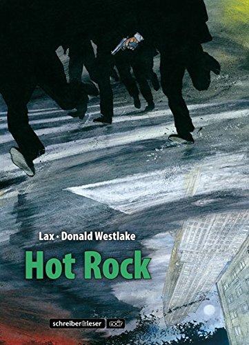 Hot Rock: Lax; Westlake, Donald