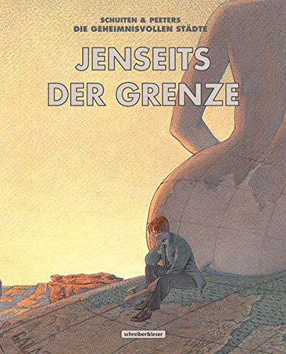 Gesamtausgabe: Jenseits der Grenze: Schreiber + Leser