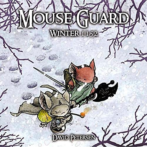 9783941248267: Mouse Guard 02: Winter 1152