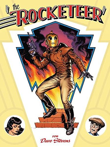 The Rocketeer. - Stevens, Dave