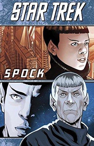 9783941248465: Star Trek Comicband 03: Spock