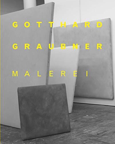 9783941263123: Gotthard Graubner Malerei Allemand/Anglais