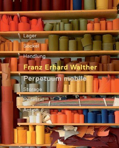 9783941263635: Franz Erhard Walther: Perpetuum Mobile: Storage Pedestal Action