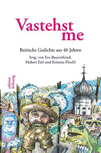 Vastehst me: Ettl, Hubert /