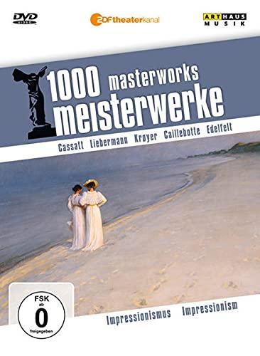 9783941311756: 1000 Meisterwerke [Import allemand]
