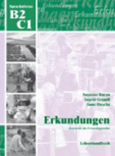 9783941323186: Erkundungen: Lehrerhandbuch B2 / C1 (German Edition)