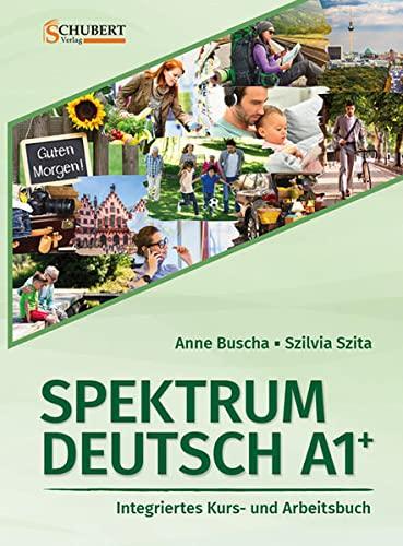 9783941323292: Spektrum Deutsch: Kurs- und Ubungsbuch A1+ mit CDs (2)