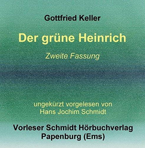 9783941324893: Der grüne Heinrich: Zweite Fassung