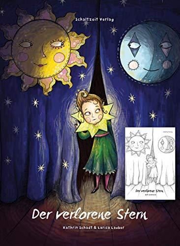 9783941362550: Der verlorene Stern: Buch + Ausmalheft