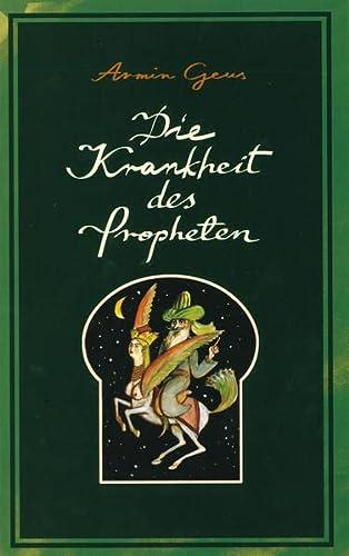 9783941365155: Die Krankheit des Propheten: Ein pathographischer Essay