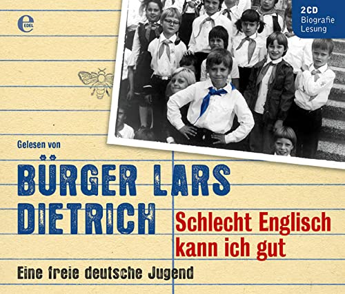 9783941378827: Schlecht Englisch kann ich gut: Eine freie deutsche Jugend