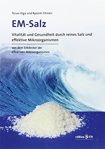9783941383074: EM-Salz