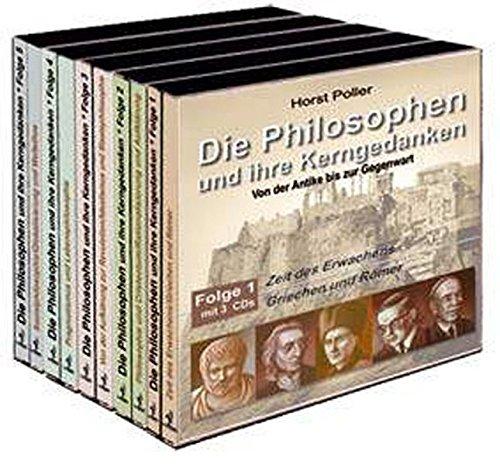 9783941400047: Die Philosophen und ihre Kerngedanken - Von der Antike bis zur Gegenwart (_AV)