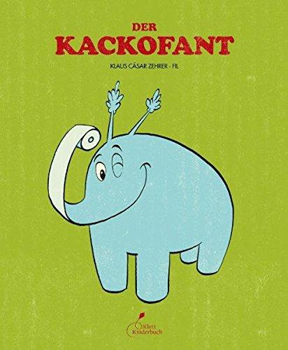 9783941411333: Der Kackofant