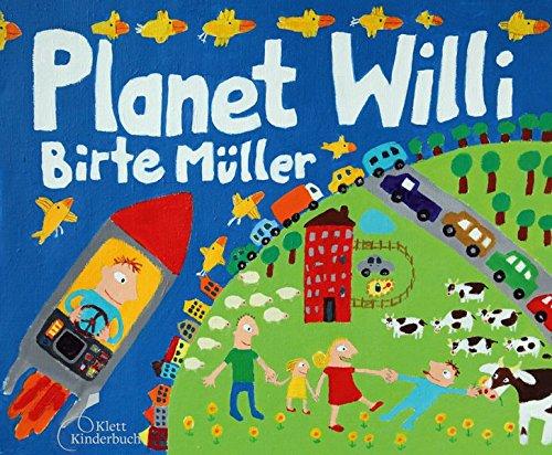 9783941411647: Planet Willi