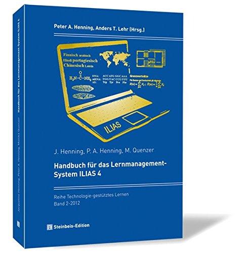 9783941417977: Handbuch für das Lernmanagement-System ILIAS 4