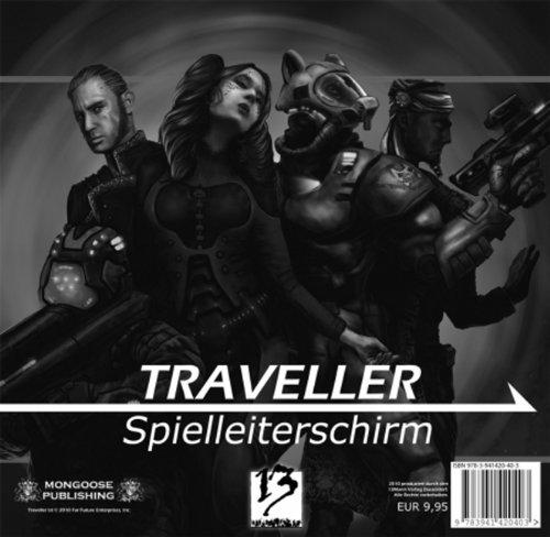 Traveller Spielleiterschirm (3941420402) by Marc Miller
