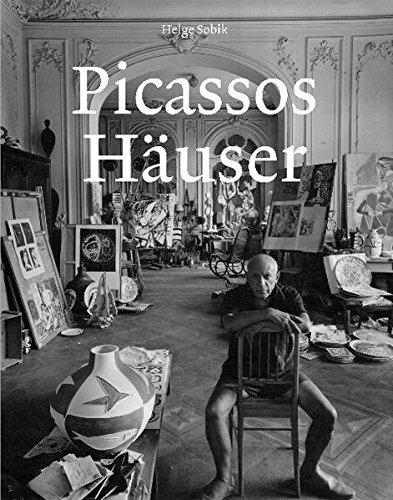9783941459007: Picassos Häuser