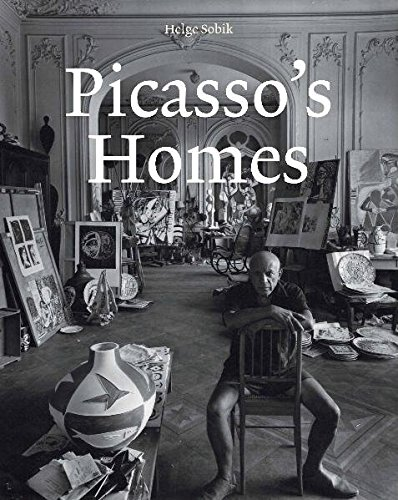 9783941459021: Picasso's Homes