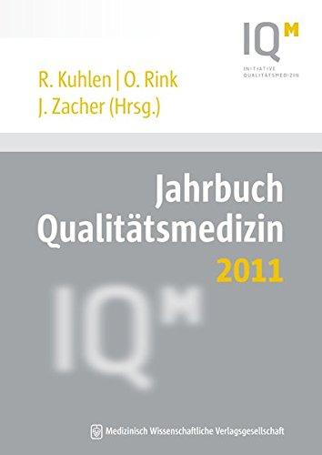 9783941468597: Jahrbuch Qualitätsmedizin 2011