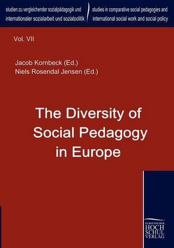 9783941482340: The Diversity of Social Pedagogy in Europe