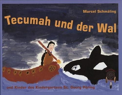 9783941485174: Tecumah und der Wal