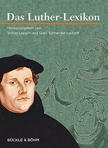 Das Luther-Lexikon: Volker Leppin