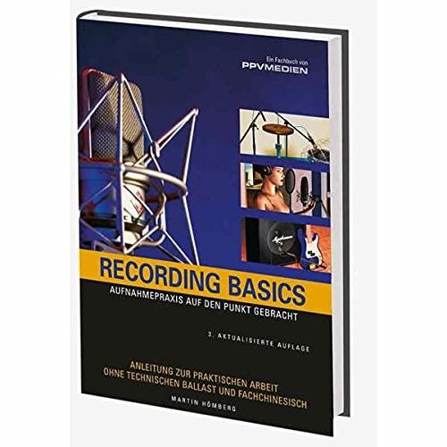 Recording Basics: Martin Hömberg