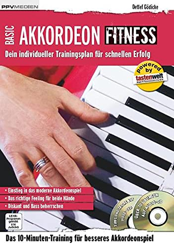 9783941531888: Akkordeon Fitness