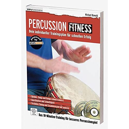 9783941531963: Percussion Fitness
