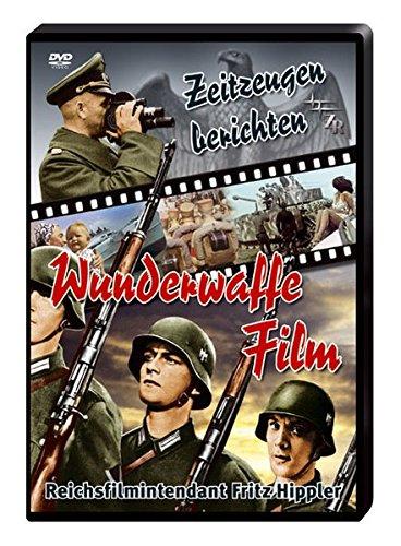 9783941538191: Wunderwaffe Film: Zeitzeugen berichten: Reichsfilmintendant Fritz Hippler [Alemania] [DVD]