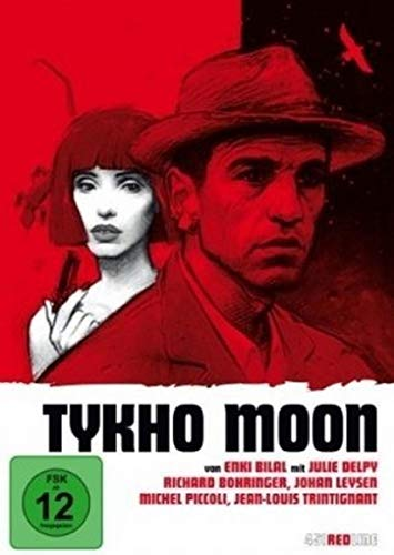 9783941540019: Tykho Moon (Red Line Edition) [Import anglais]