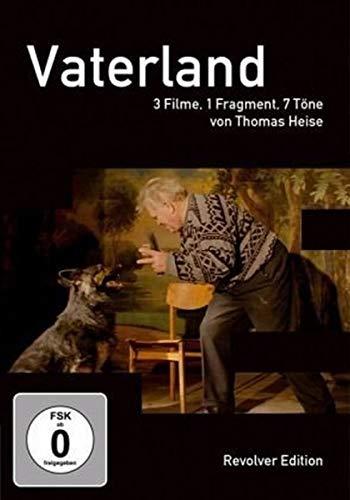 9783941540248: Vaterland - 3 Filme, 1 Fragment, 7 Töne [2 DVDs] [Alemania]