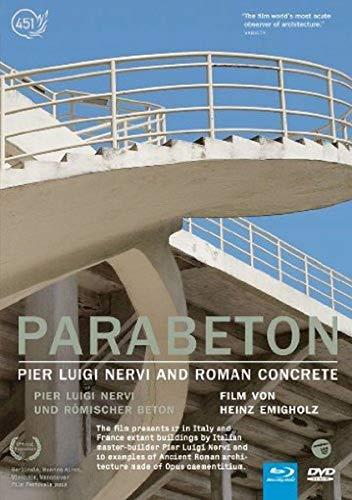 9783941540545: Parabeton-Pier Luigi Nervi U [Blu-ray] [Import anglais]
