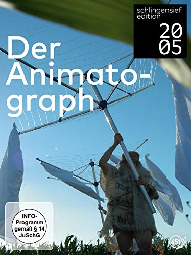 9783941540972: Der Animatograph [Alemania] [DVD]