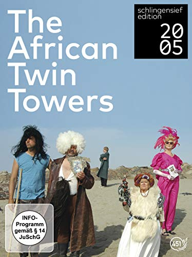 9783941540989: The African Twin Towers