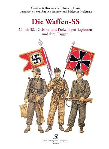 Die Waffen-SS (3): 11. bis 23. Division (3941557483) by Gordon Williamson