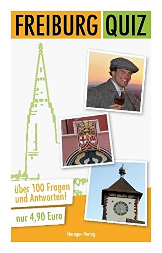 9783941574465: Freiburg-Quiz (Kartenspiel)