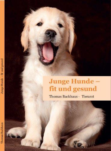 9783941589032: Junge Hunde - fit und gesund