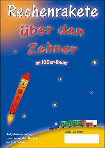 9783941593442: Seiwert, T: Rechenrakete Über den Zehner (ZÜ)