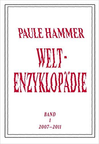 9783941601536: Paule Hammer: Weltenzyklop�die