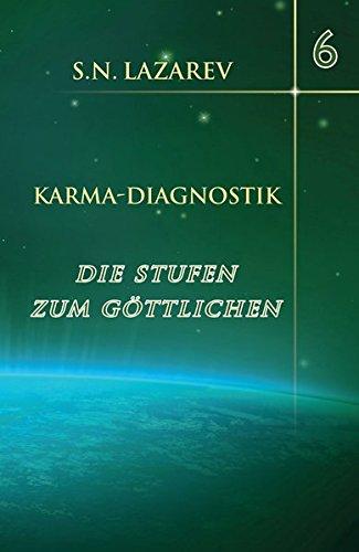 9783941622586: Karma-Diagnostik 6: Die Stufen zum Göttlichen